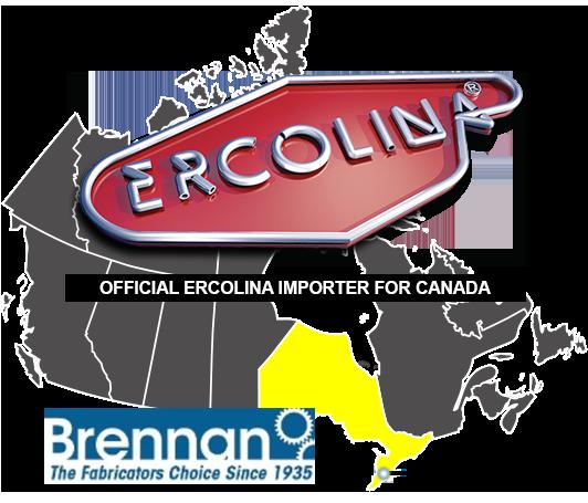 Ercolina Importer for Canada